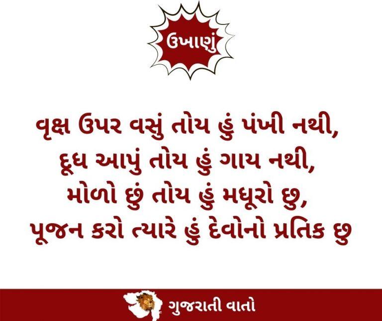 Gujarati Ukhana (3)